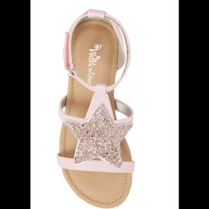 Wellie Wishers by American Girl Pink Sandal